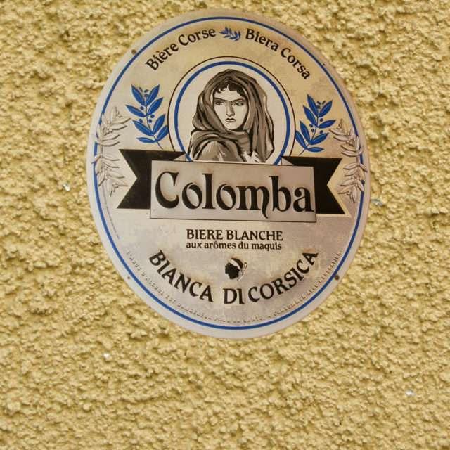 Corsica Frankrijk Bier Colomba witbier biere blanche