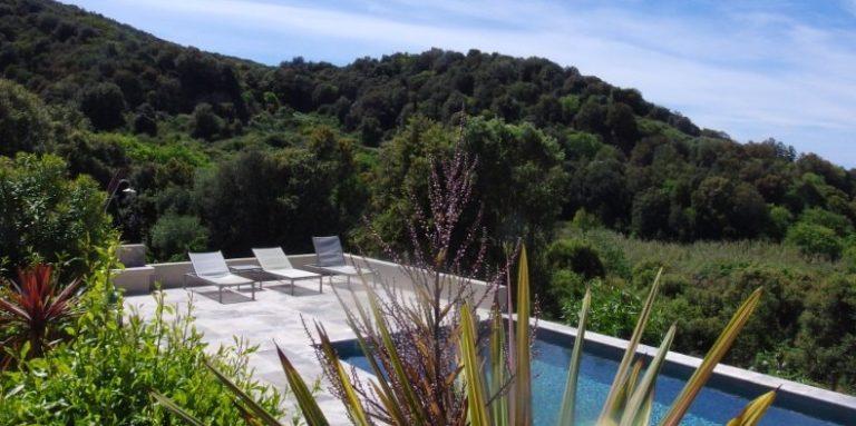 Chambres d'hotes b&b Le Ruone Calcatoggio West-Corsica Corsica Frankrijk