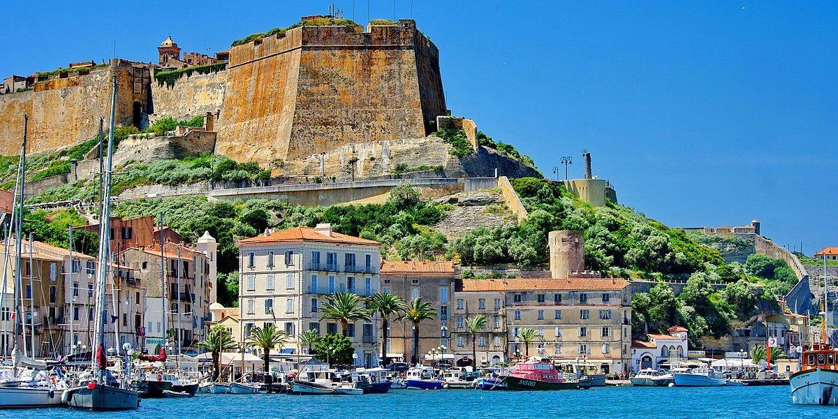 Bonifacio Corsica Frankrijk