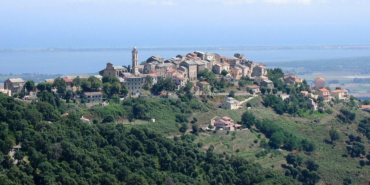 Borgo Corsica Frankrijk