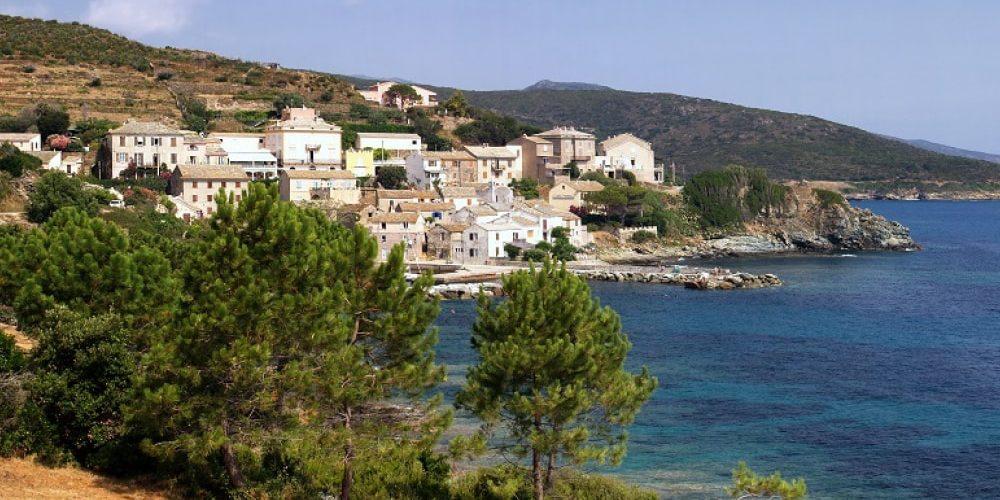 Cagnano Cap Corse Corsica Frankrijk
