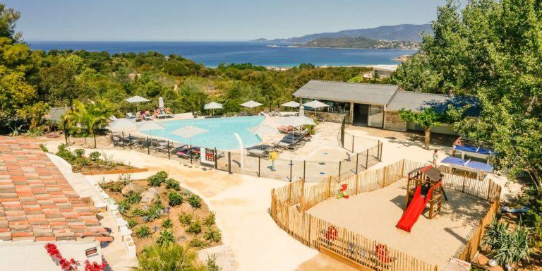 Camping Lacasa Calcatoggio West-Corsica Corsica Frankrijk
