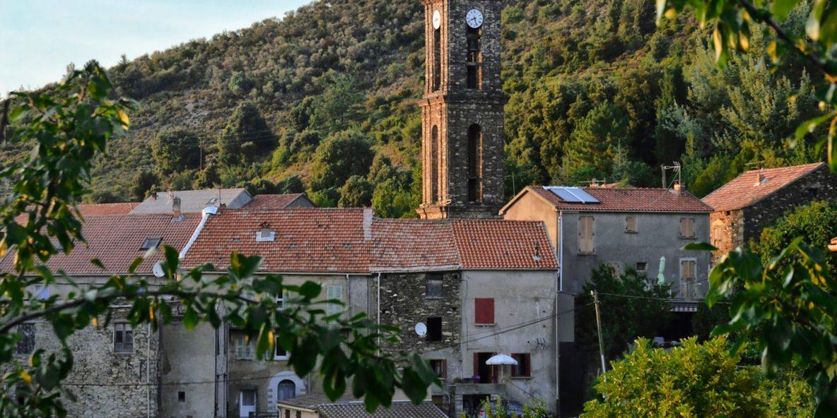 Erbajolo Corsica Frankrijk