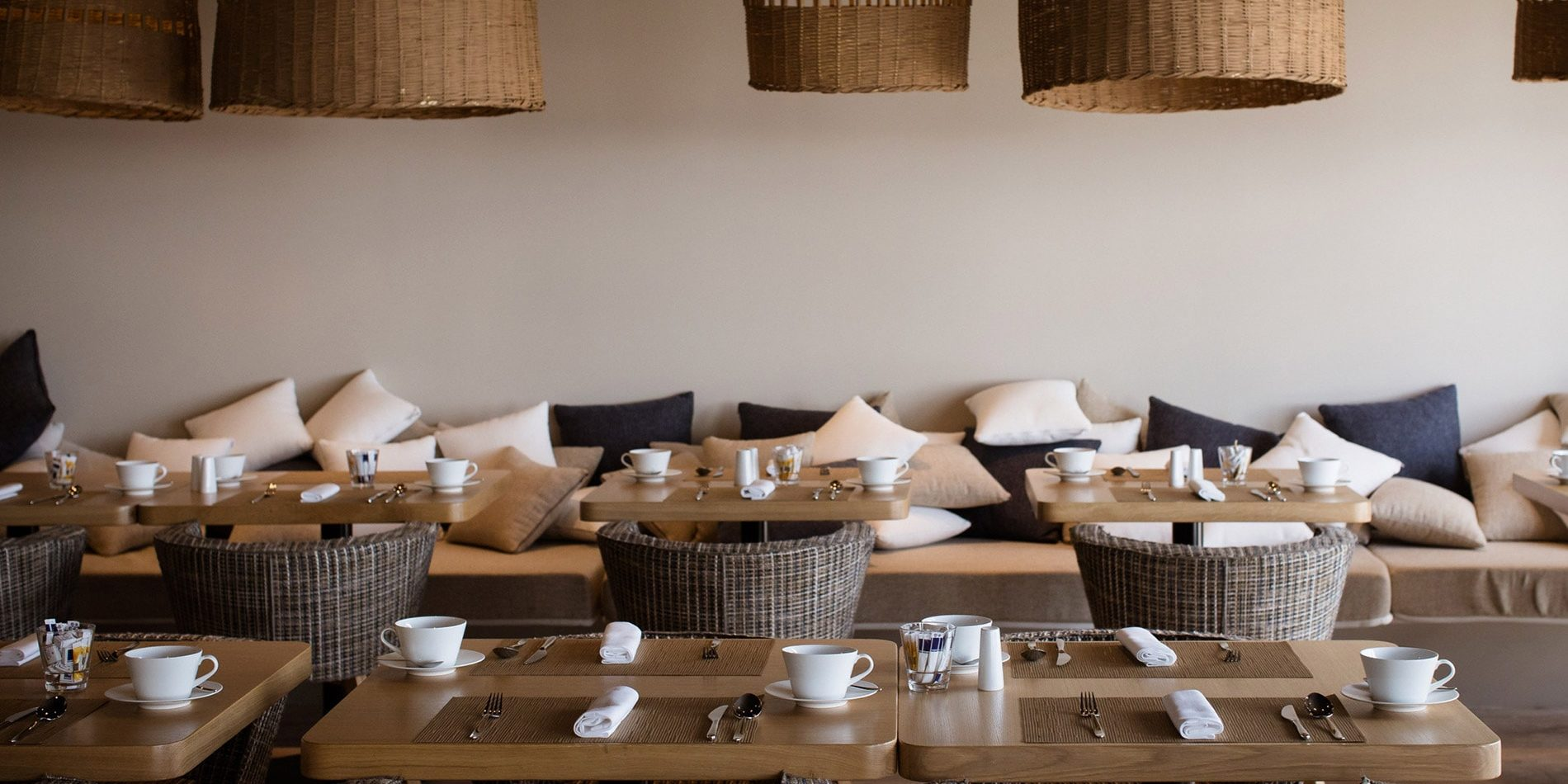 Hotel Misincu Cagnano Cap Corse Corsica Frankrijk restaurant Tra di Noi ontbijt