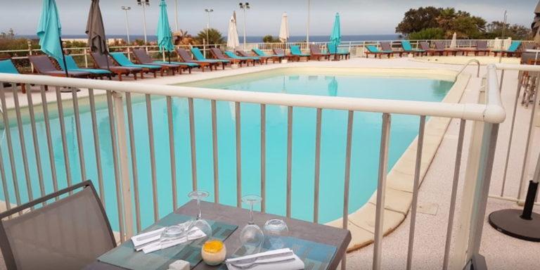 Hotel Orizonte Cervione Castagniccia Corsica Frankrijk