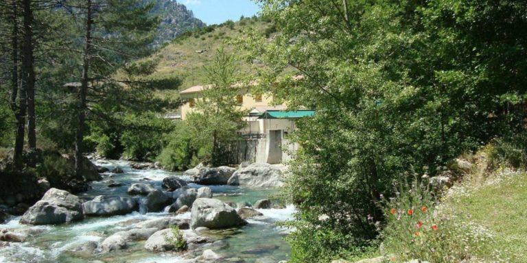 Hotel Arena Le Refuge Corte Binnenland Corsica Frankrijk