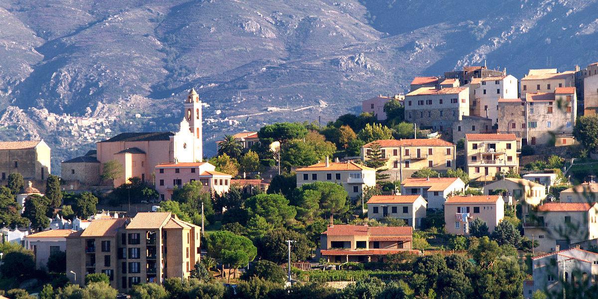 Santa-Reparata-di-Balagna Blagne Corsica Frankrijk