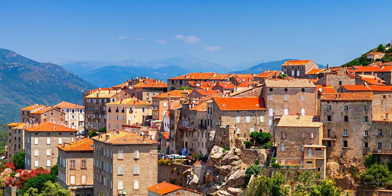 Sartene Corsica Frankrijk
