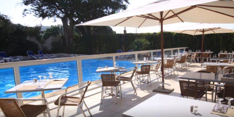 Hotel Arcu di Sole Propriano Groot Valinco Corsica Frankrijk prijs-kwaliteit