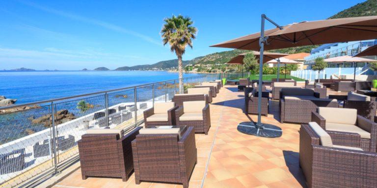 Hotel Cala di Sole Ajaccio Groot Ajaccio Corsica Frankrijk