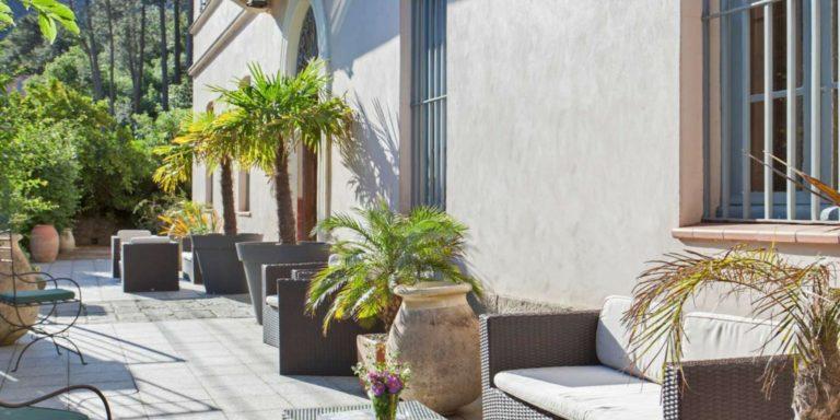 Hotel Mare e Monti Feliceto Balagne Corsica Frankrijk