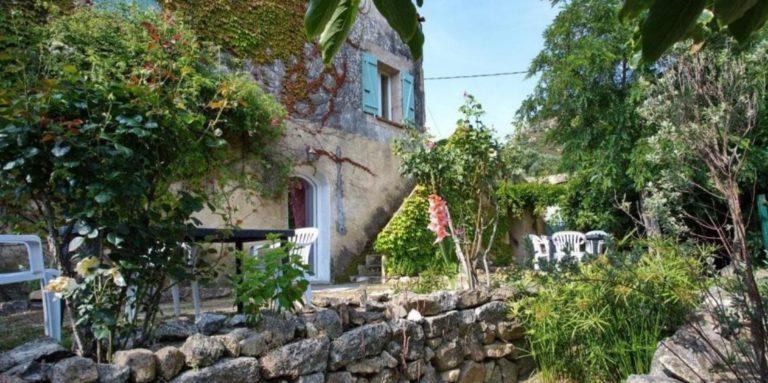 Ferme Auberge l'Aghjalle Santa Reparata di Balagna Balagne Corsica Frankrijk