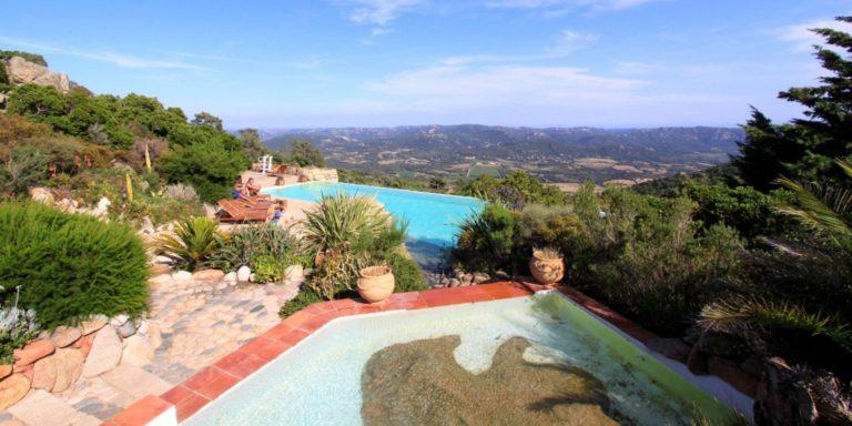 Ferme Auberge Domaine de Piscia Figari Zuid-Corsica Corsica Frankrijk