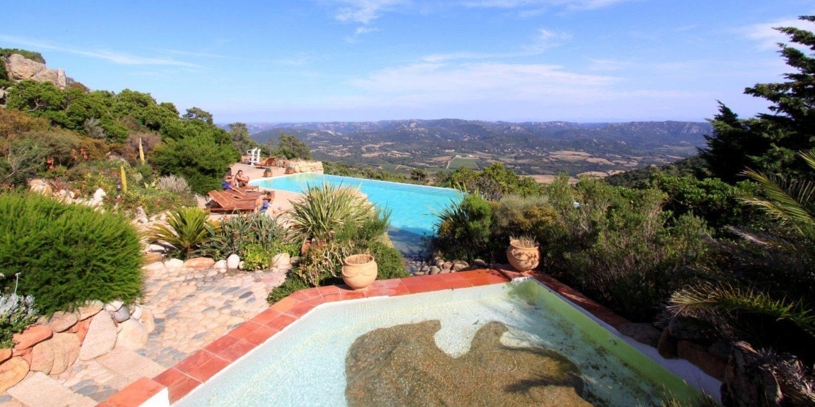 Ferme Auberge Domaine de Piscia Figari Corsica Frankrijk