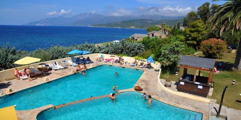 Hotel Bellevue Saint-Florent Cap Corse Corsica Frankrijk
