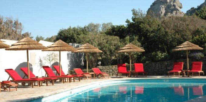 Residence Bocca di Feno Bonifacio Zuid-Corsica Corsica Frankrijk