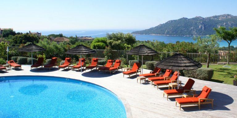 Hotel Alivi di Santa Giulia Porto-Vecchio Zuid-Corsica Corsica Frankrijk