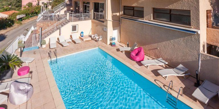 Hotel Capo d'Orto Porto West-Corsica Corsica Frankrijk