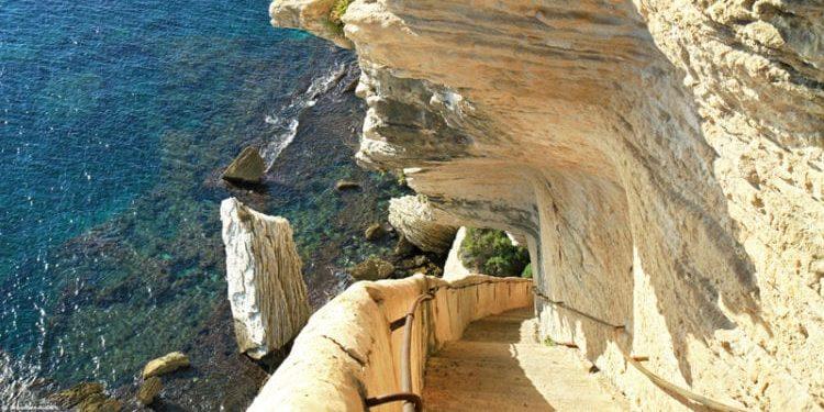 Best Western Hotel du Roy d'Aragon Bonifacio Corsica Frankrijk Les Escaliers du Roy d'Aragon