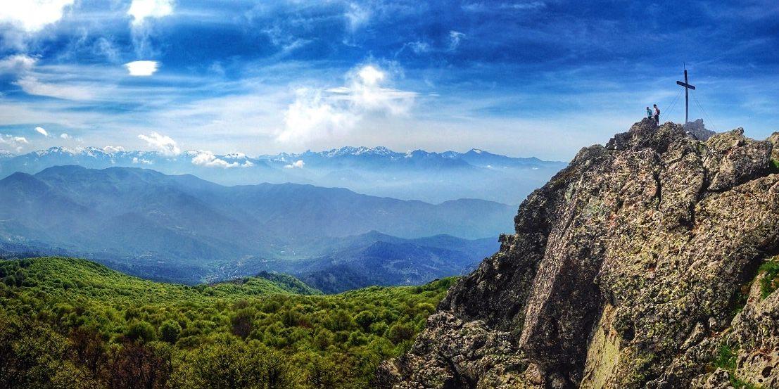 Castagniccia Corsica Frankrijk