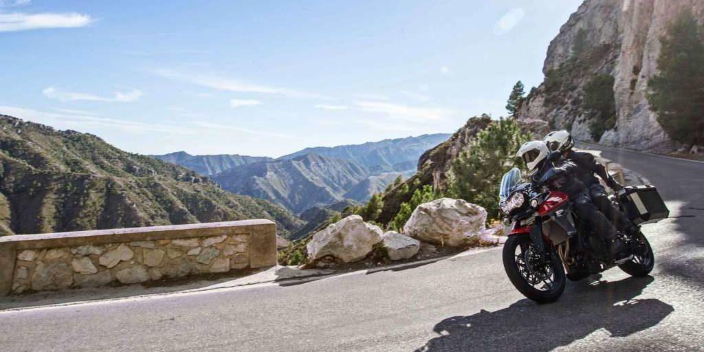 Corsica Frankrijk motorrijders rondreis road trip roadtrip route bochtig weg bergen