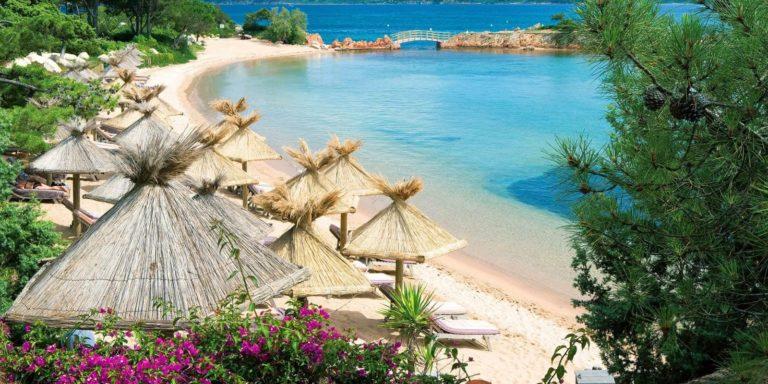Grand Hotel de Cala Rossa Porto-Vecchio Zuid-Corsica Corsica Frankrijk