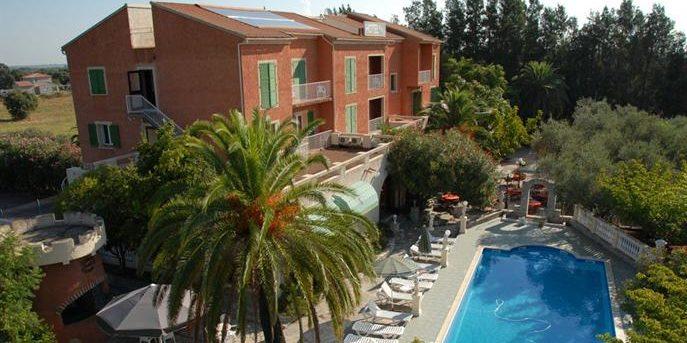 Hotel Le Castellu Rossu Lucciana Cap Corse Corsica Frankrijk