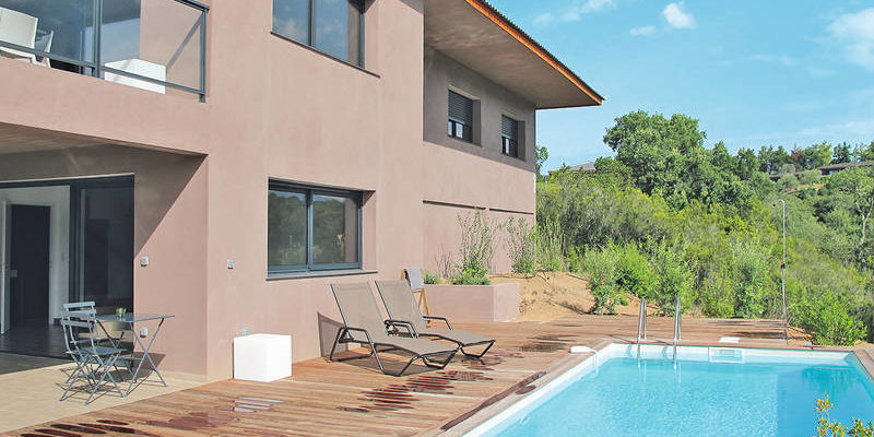 Les Villas de Lorello Porticcio Corsica Frankrijk appartementen zwembad