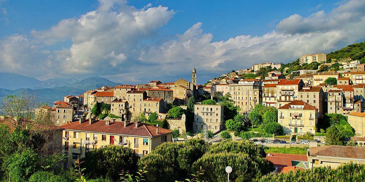 Sartene Sartène Corsica Frankrijk