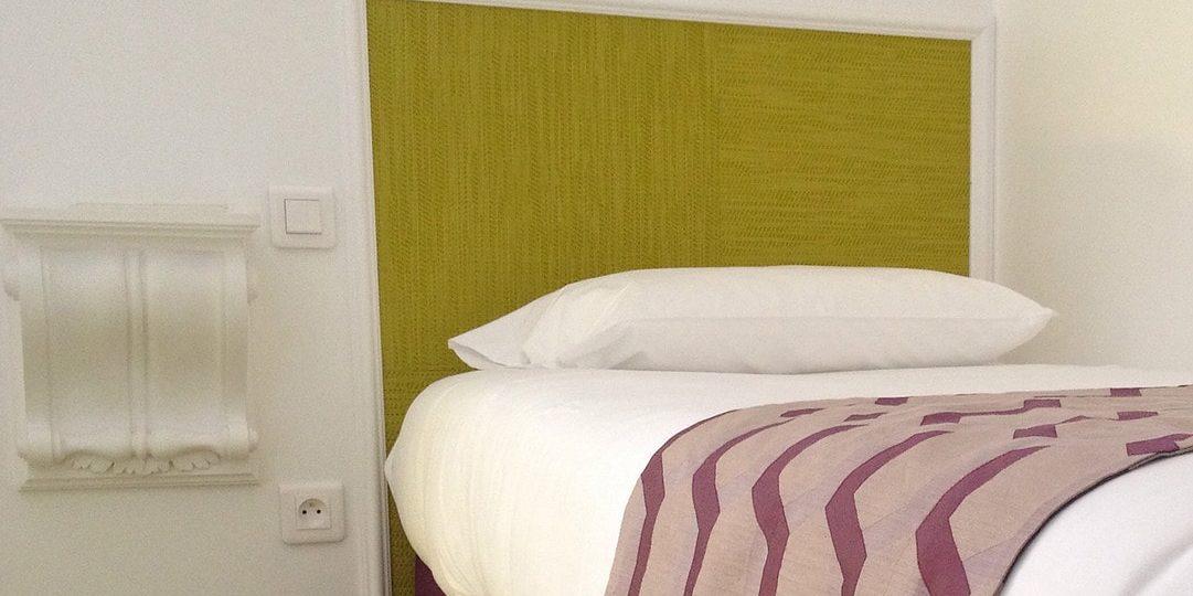 Sud'Hotel Bastia Corsica Frankrijk tweepersoonskamer