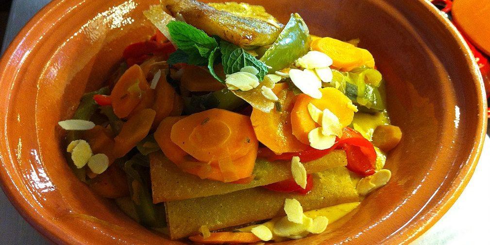 Sud'Hotel Bastia Corsica Frankrijk groenten vegetarisch moestuin biologisch