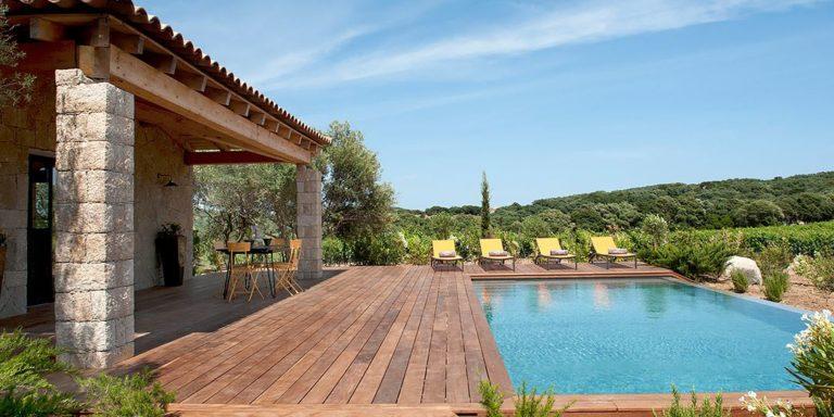 Villa La Vigne Figari Zuid-Corsica Corsica Frankrijk