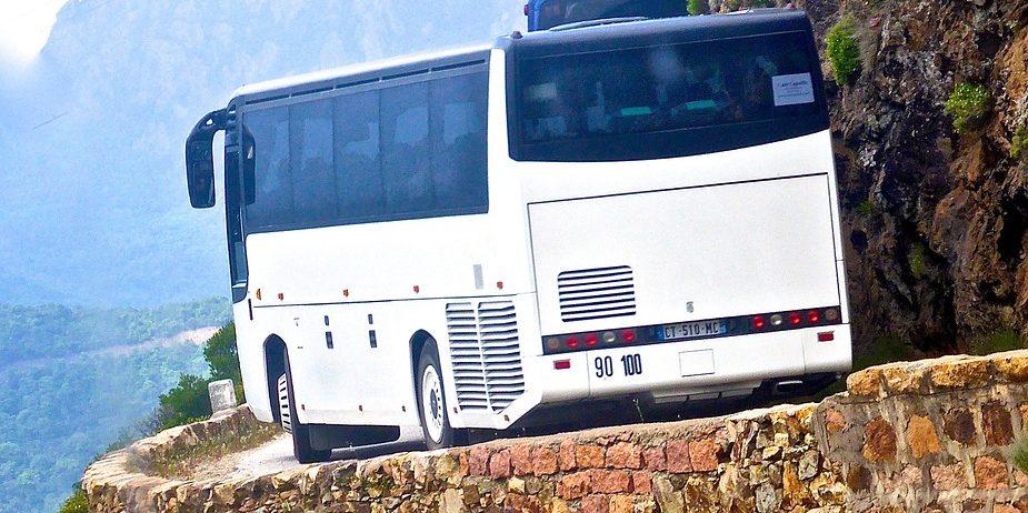 Corsica Frankrijk touringcar