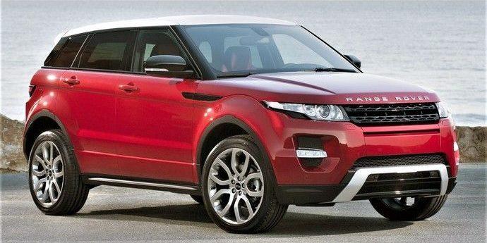 Land Rover Corsica Frankrijk