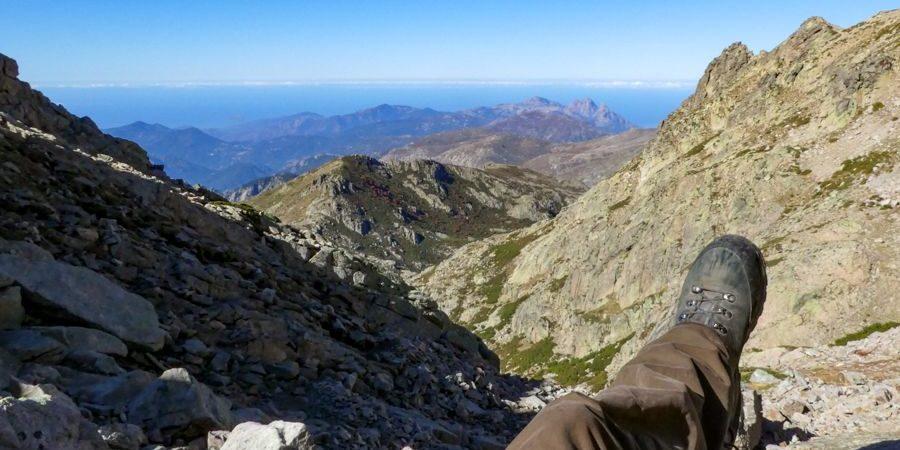 Corsica Frankrijk wandelen