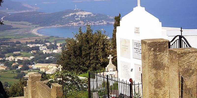 Tomino Cap Corse Corsica Frankrijk Centuri