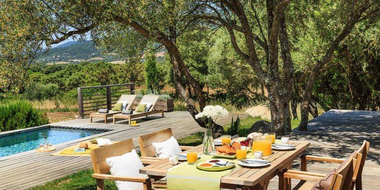 Les Villas de Lorello Porticcio Corsica Frankrijk