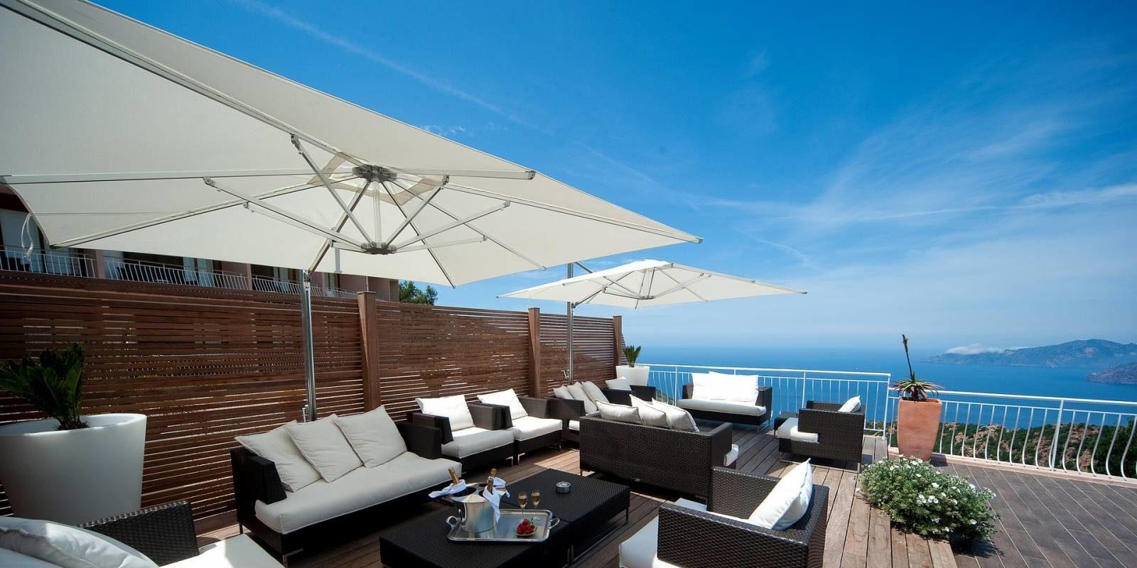 Hotel La Villa Piana Sartene Corsica