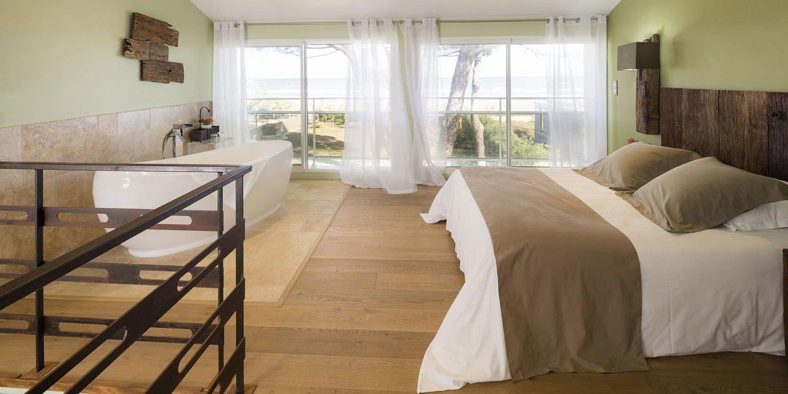 Hotel La Lagune Lido de la Marana Lucciana Corsica Frankrijk suite-4548