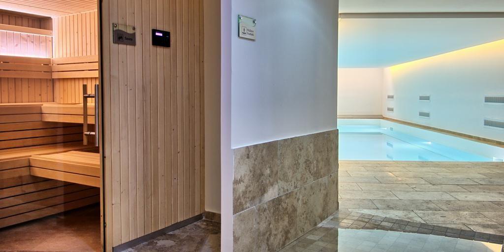 Hotel des Gouverneurs Bastia Corsica Frankrijk wellness sauna zwembad