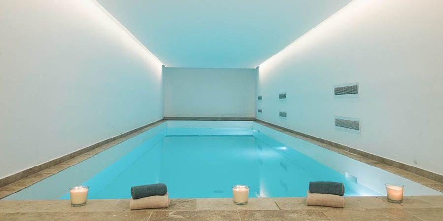 Hotel des Gouverneurs Bastia Corsica Frankrijk wellness zwembad indoor
