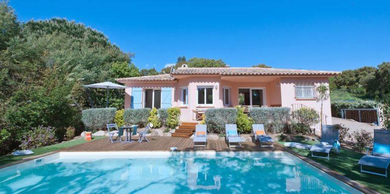 Pinarello Beach House Porto-Vecchio Corsica Frankrijk