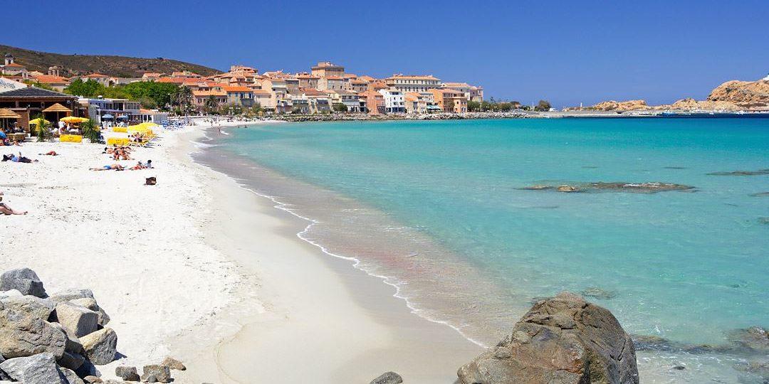 Residence Dary Ile Rousse Balagne Corsica Frankrijk strand zee