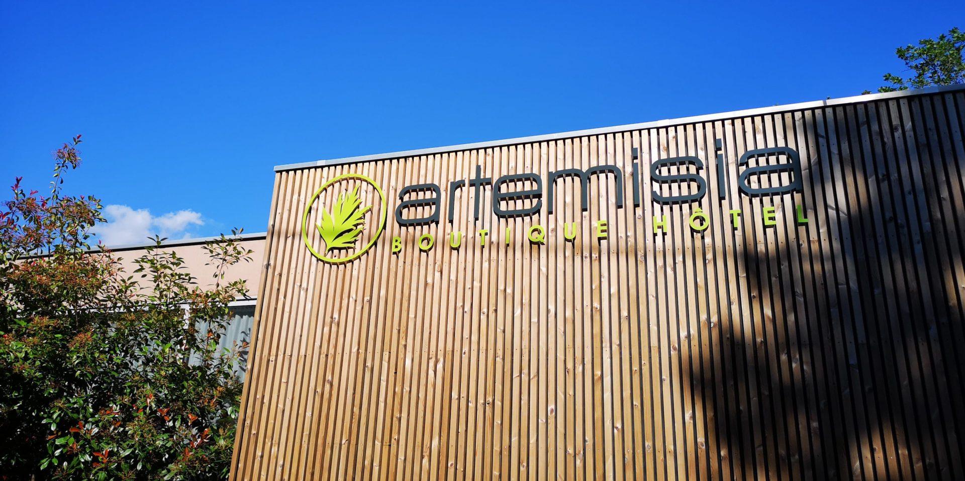 Boutique Hotel Artemisia Bastelica Corsica Frankrijk façade entree