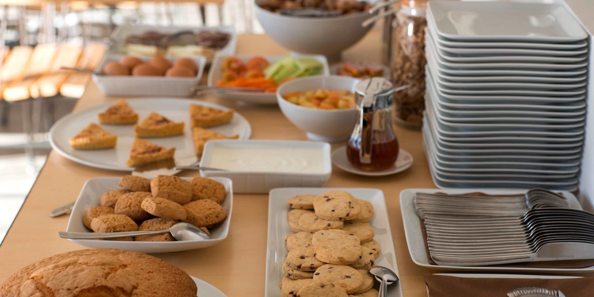 Boutique Hotel Artemisia Bastelica Corsica Frankrijk ontbijt