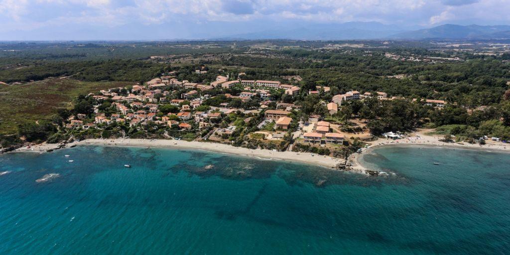 Bravone Corsica Frankrijk Marine-de-Bravone
