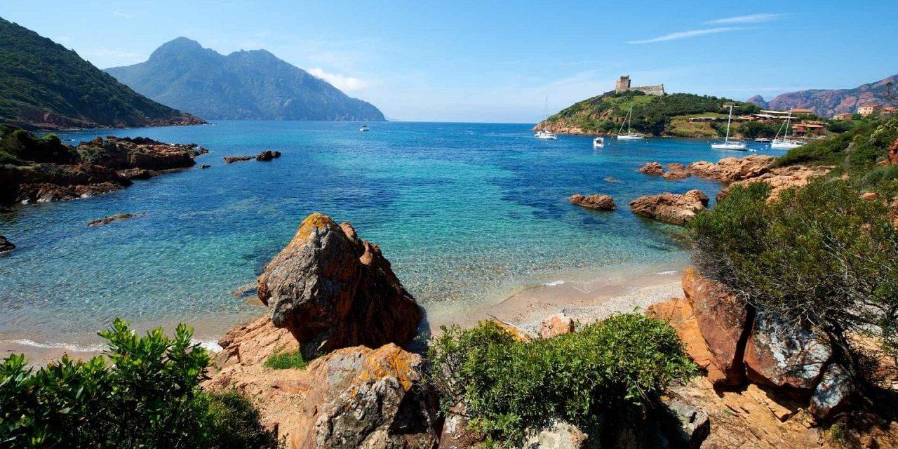 Camping Les Oliviers Porto Ota Corsica Frankrijk
