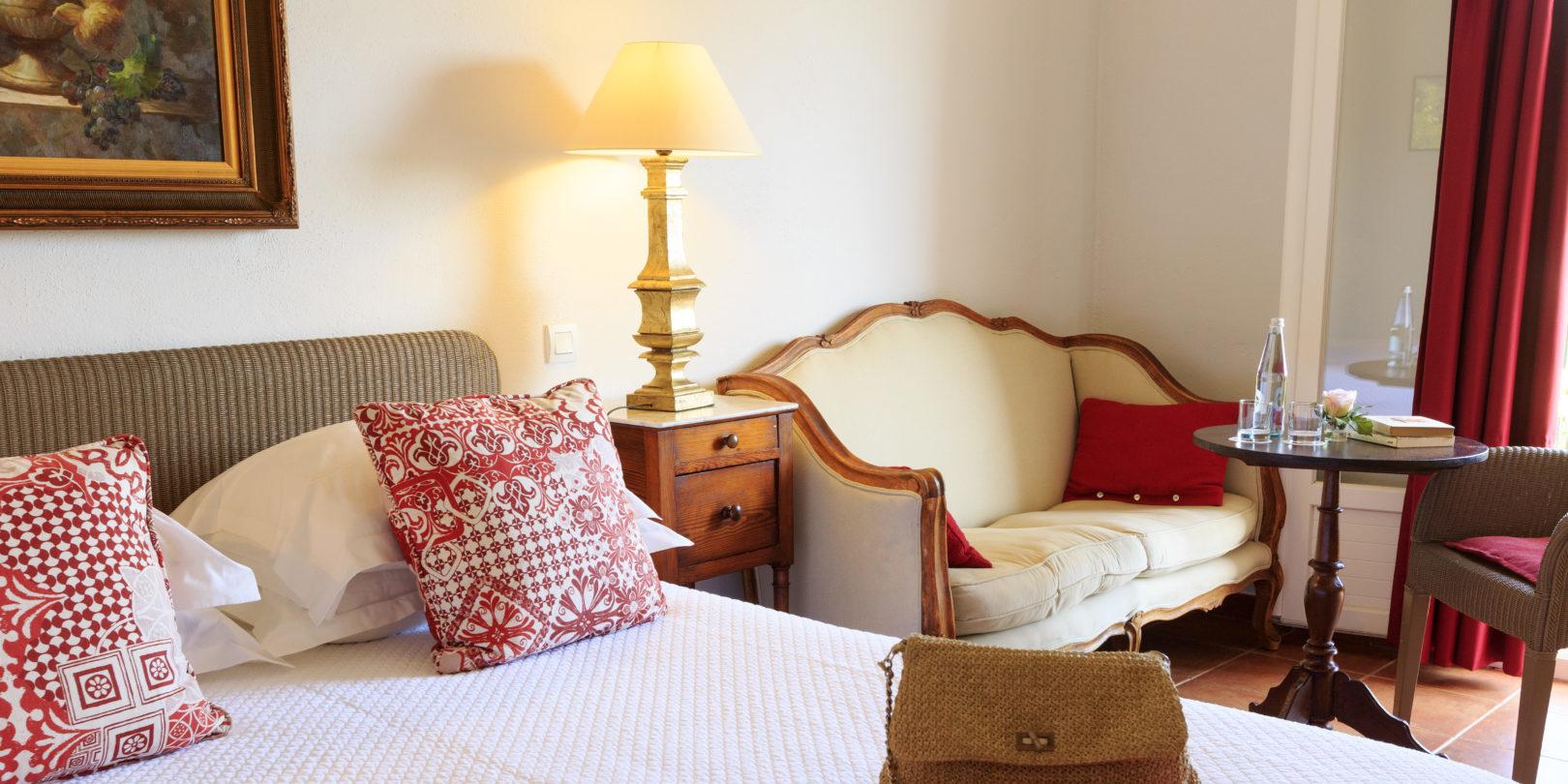 Hotel Demeure Castel Brando Erbalunga Cap Corse Corsica Frankrijk kamer privilege ontdekcorsica.nl skimaquis reisorganisatie