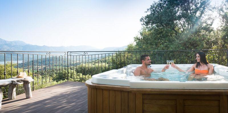 Hotel A Piattatella Monticello Balagne Corsica Frankrijk
