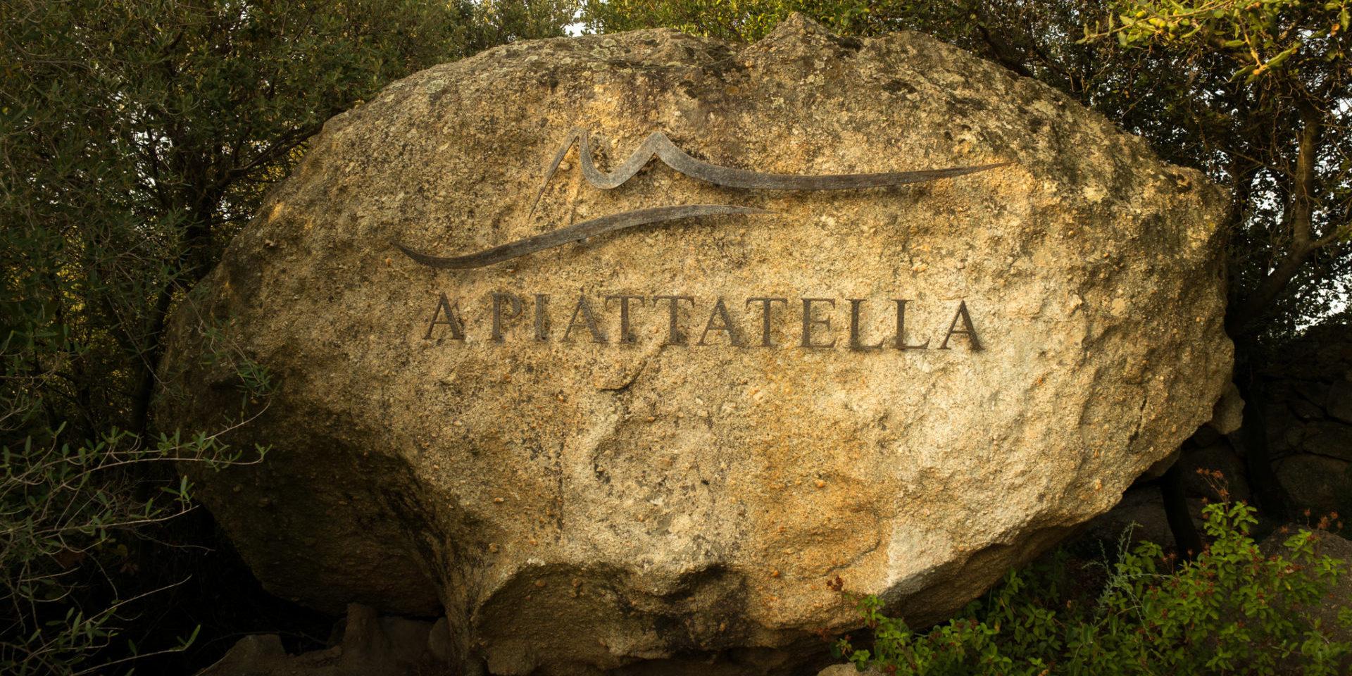 Hotel A Piattatella Monticello Balagne Corsica Frankrijk steen rots